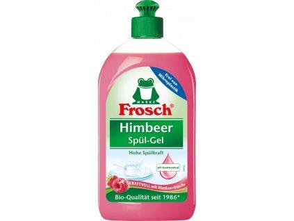 Frosch malina, prostředek na mytí na nádobí 500ml