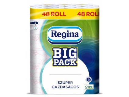 Regina XXL BÍLÝ 2 VRSTVÝ toaletní papír 48 ks
