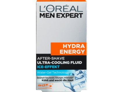 L'Oréal Men Expert Hydra Energy ICE EFEKT voda po holení 100ml