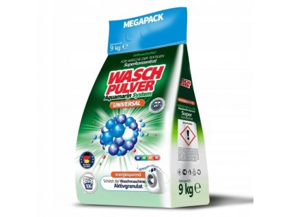 WASCHPULVER Univerzální prací prášek 9 kg, 106 PD