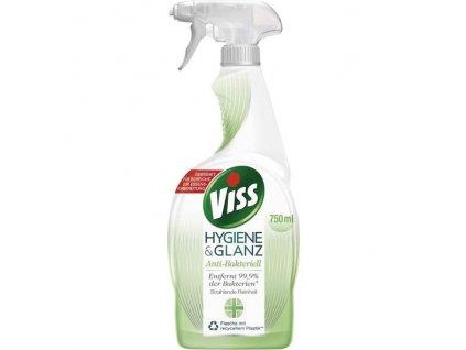 VISS Síla+Hygiena antibakteriální čistič ve spreji, citrón 750 ml