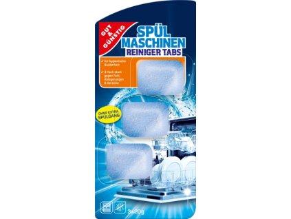 G&G Kapsle na čištění myčky 3 ks