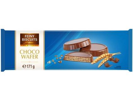 Biscuit Čokoládové oplatky 171g