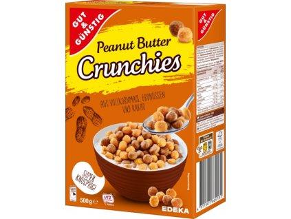 G&G PEANUT BUTTER Crunchies 500g