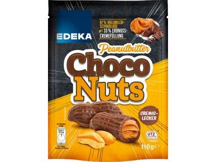 Edeka Peanutbutter Choco Nuts 110g