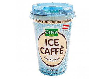 Gina Ledová káva s příchutí vanilky 230 ml