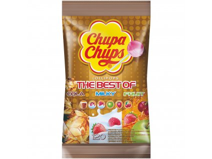 chupa chups quot the best of quot 120er beutel