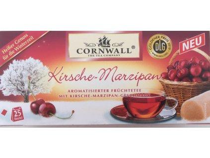 Cornwall zimní čaj s příchutí třešní a marcipánu 25 ks 68 g