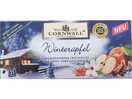 Cornwall zimní čaj Zimní jablko 25 ks 68 g
