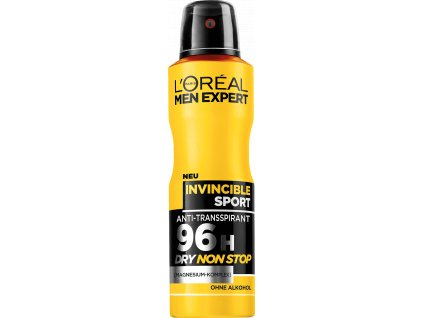 L´Oréal Men Expert INVICIBLE SPORT antiperspirant 150ml