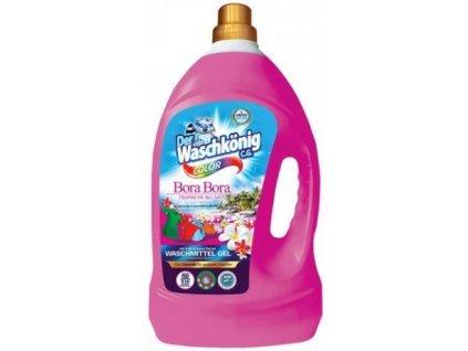 WaschKönig gel 4 l Bora Bora Color, 133 dávek