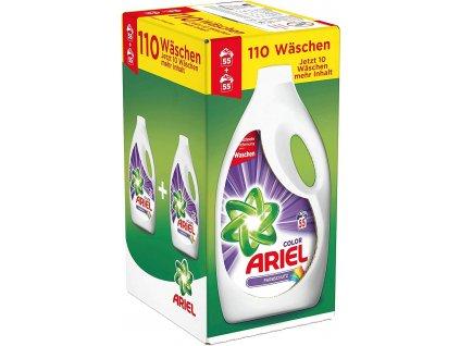 Ariel Actilift Color prací gel 6,05 l, 110 pracích dávek