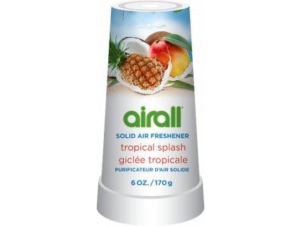 Airall tropical splash gelový osvěžovač vzduchu 170g