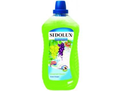 SIDOLUX UNIVERSAL SODA POWER GREEN GRAPES 1L