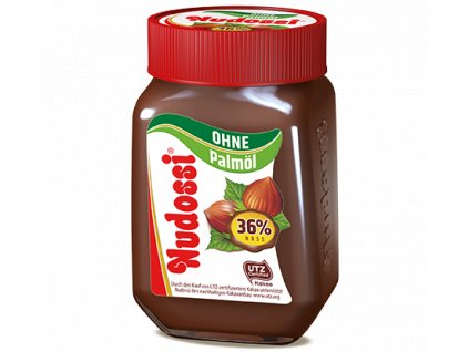 Nudossi lísko oříšková pomazánka bez palmového oleje 300g