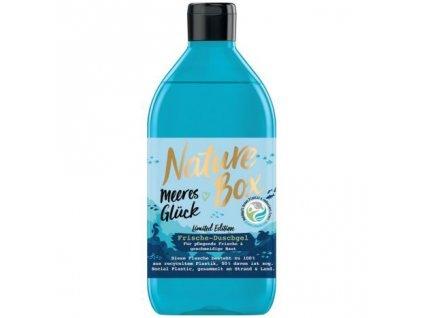 Nature Box sprchový gel se za studena lisovaným o