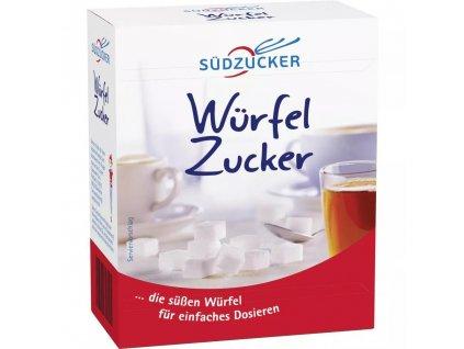 Südzucker kostkový cukr moučka 500g