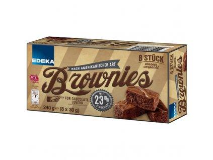 EDEKA Brownies 8ks 240g