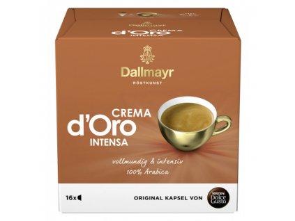 Nescafé Dolce Gusto Dallmayr Crema d Oro Intensa 16ks, 112g