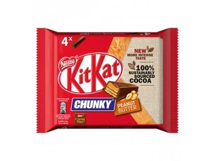 KitKat Chunky Peanut Butter 4x42g Bild 1 Zoombild
