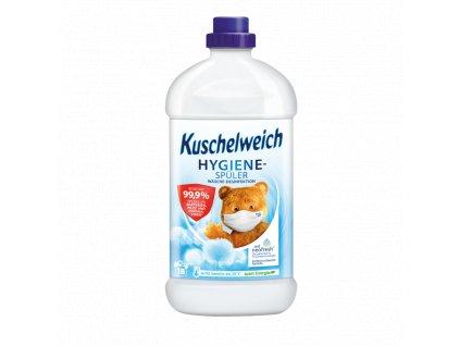 Kuschelweich Dezinfekční hygienická aviváž se svěží vůní 1,5l