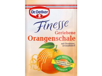 Finesse Orangenschale