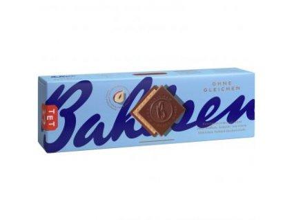 Bahlsen špičkové sušenky s mléčnou čokoládou 125g