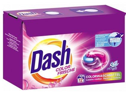 Dash Color Frische kapsle na praní 12 ks