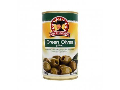 Gruene Oliven entsteint 350g Bild 1 Zoombild