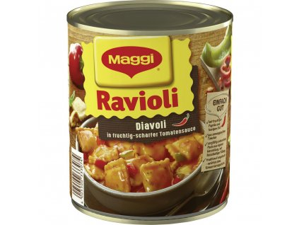 Maggi Ravioli, Diavolo 800g