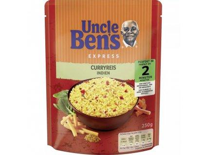 Uncle Ben's Express rýže Indocké kari 250g