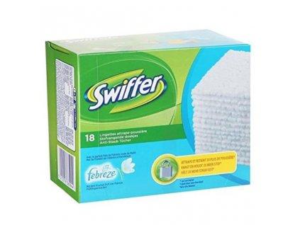 Swiffer prachovky s vůní Febreze 18ks