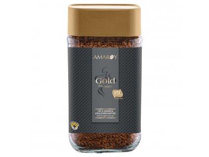 Amaroy Express Kaffee Gold instantní káva 100g
