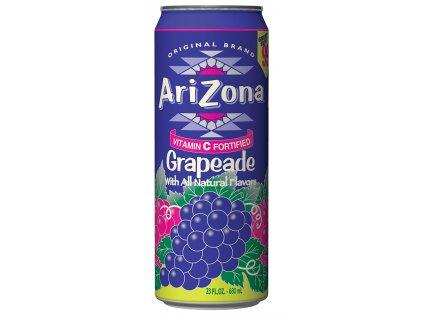 AriZona Ledový čaj GRAPEADE 695ml