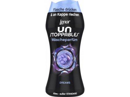 Lenor Unstoppables DREAMS vonné perličky do pračky 210g