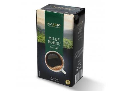 Amaroy Premium mletá káva Milde Bohne 500g