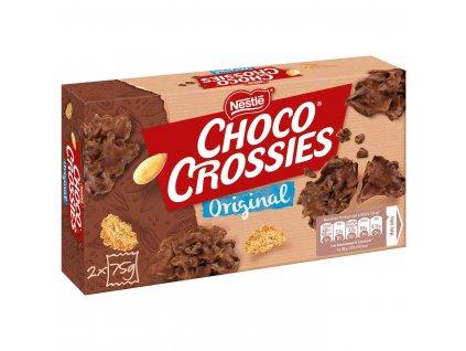 Nestlé Choco Crossies Original 2×75g