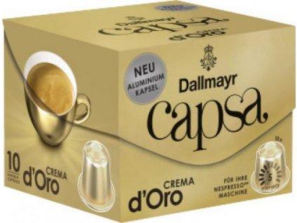 Dallmayr Capsa Crema d`Oro 10 ks á 5,6g