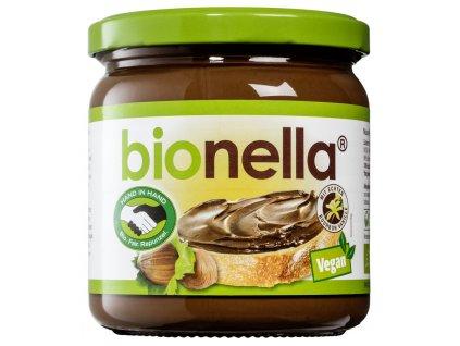 bionella Bio oříškovo-nugátový krém 400g