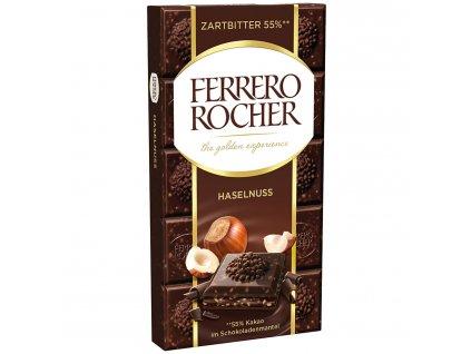 Ferrero Rocher čokoláda s lískovými oříšky 90g
