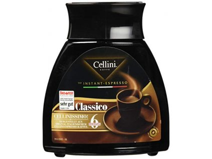 Cellini instantní káva Espresso Classico 100g