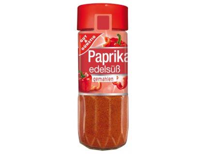 G&G Paprika jemně sladká mletá 50g  - originál z Německa