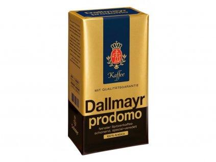 Dallmayr Prodomo (mletá káva, 100% arabica) 500 g
