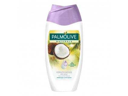 Palmolive Naturals Sprchové mléko s vůní kokosu 250 ml  - originál z Německa