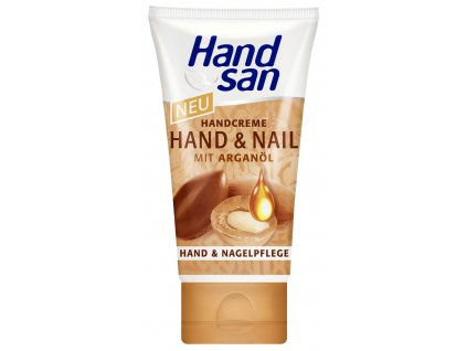 Handsan Krém na ruce a nehty Hand & Nail 100 ml  - originál z Německa