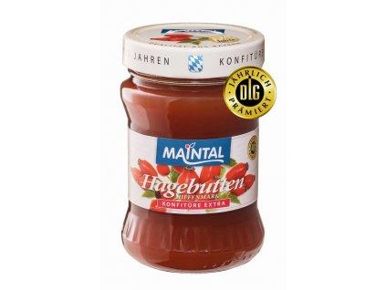 Maintal Šípková marmeláda extra 340g  - originál z Německa