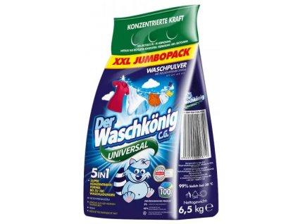Waschkönig Universal XXL prášek na praní 7,5 kg, 100 dávek
