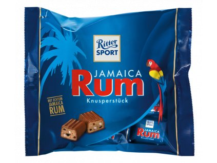Ritter Sport Jamaica Rum 200g  - originál z Německa