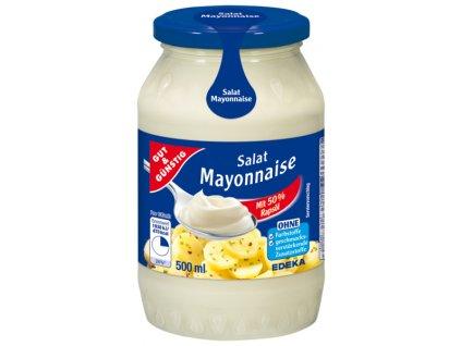 G&G Salátová majonéza 500 ml  - originál z Německa