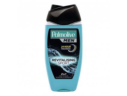 Palmolive Men Revitalising Sport 2v1 sprchový gel 250 ml  - originál z Německa